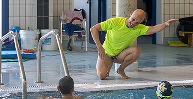 natacion niños zaragoza