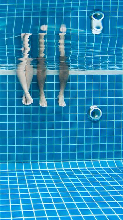 natacion verano